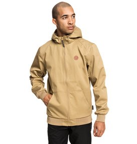 Ellis - Water-Resistant Hooded Jacket for Men  EDYJK03193