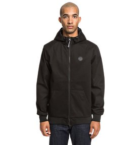 Ellis - Water-Resistant Hooded Jacket for Men  EDYJK03193