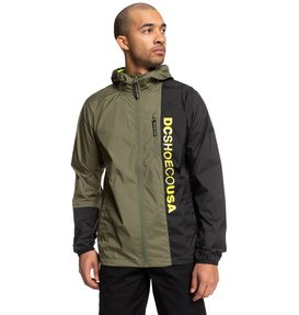 Dagup Triple Block - Water-Resistant Hooded Windbreaker  EDYJK03204