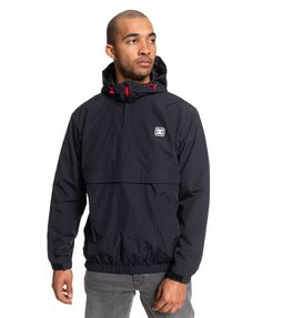 Crawhall - Half-Zip Hooded Anorak  EDYJK03207