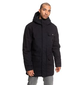 Canongate - Water-Resistant Hooded Workwear Parka  EDYJK03213