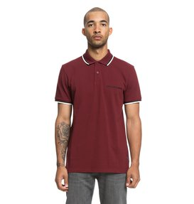 Lakebay - Short Sleeve Polo Shirt for Men  EDYKT03411