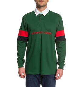 Dinsmore - Long Sleeve Polo Shirt for Men  EDYKT03487
