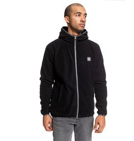 Shepton - Hooded Zip-Up Fleece for Men  EDYPF03034