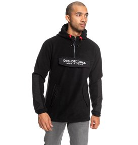 Tagans - Half-Zip Polar Fleece Hoodie for Men  EDYPF03041