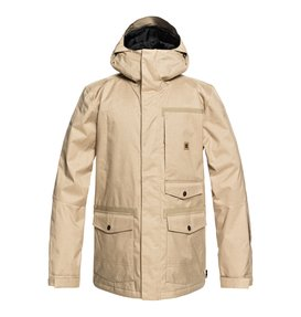 1294da1fb Mens Snowboard Jackets & Snow Coats | DC Shoes