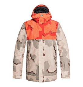 6b17a20cc Mens Snowboard Jackets & Snow Coats | DC Shoes