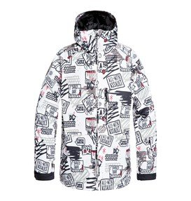 Retrospect - Snow Jacket for Men  EDYTJ03091