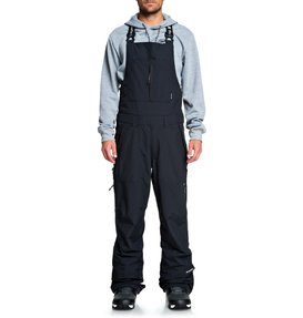 DC Shoes - Packable Snow Bib Pants  EDYTP03049