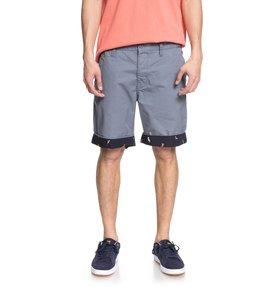"Hidden Gem 19"" - Chino Shorts for Men  EDYWS03098"