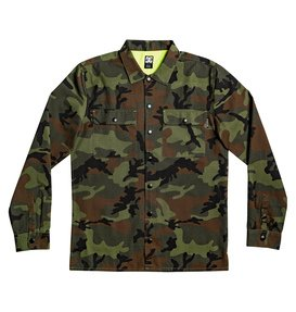 Mad Stopper - Long Sleeve Overshirt  EDYWT03237