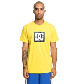 Square Star - T-Shirt for Men  EDYZT03902