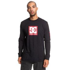 Square Star - Long Sleeve T-Shirt  EDYZT03915