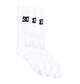 0 DC - Calcetines de deporte Blanco EDYAA03149 DC Shoes