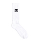 1 DC - Calcetines de deporte Blanco EDYAA03149 DC Shoes