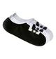 0 DC - Calcetines tobilleros Negro EDYAA03153 DC Shoes
