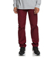 1 Worker Straight Fit Jeans Red EDYNP03136 DC Shoes