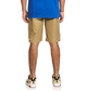 "5 Worker 22"" Chino Shorts Brown EDYWS03121 DC Shoes"