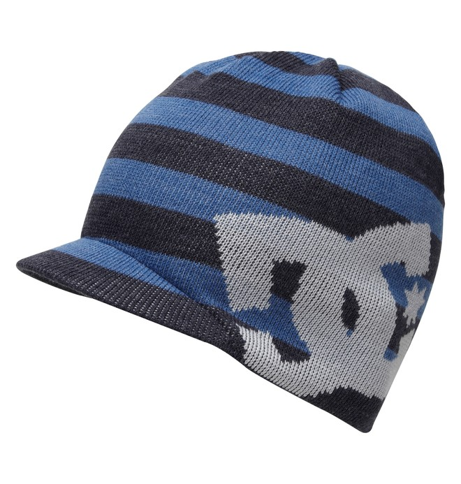 0 Big Star Visor Beanie  103725 DC Shoes