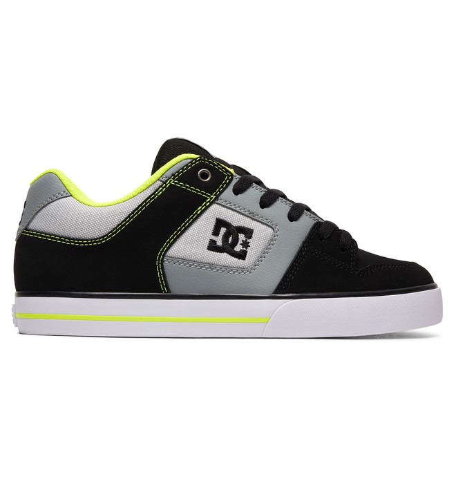 0 Pure Shoes Grey 300660 DC Shoes