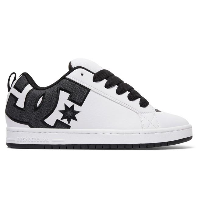 0 Court Graffik SE - Baskets pour Homme Blanc 300927 DC Shoes