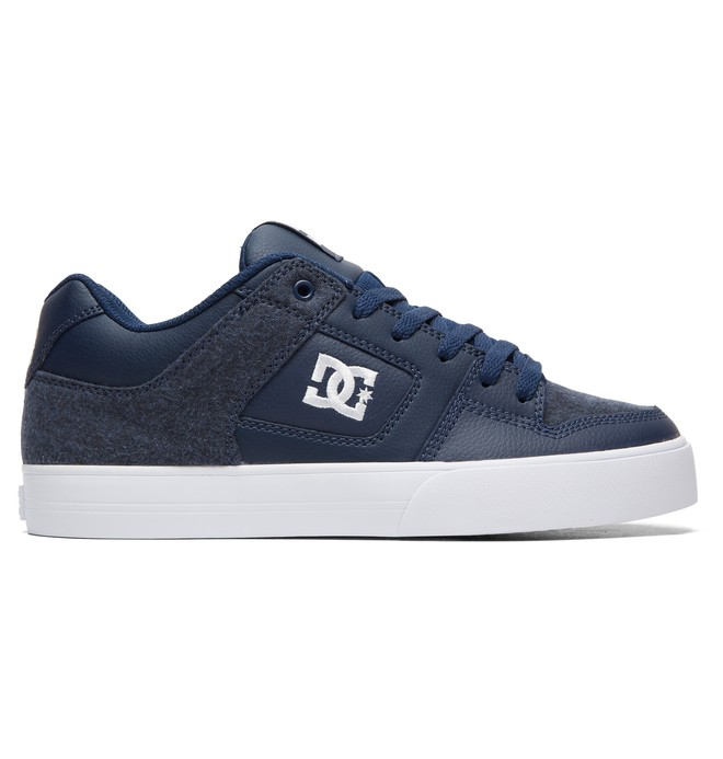 0 Pure SE Shoes Blue 301024 DC Shoes
