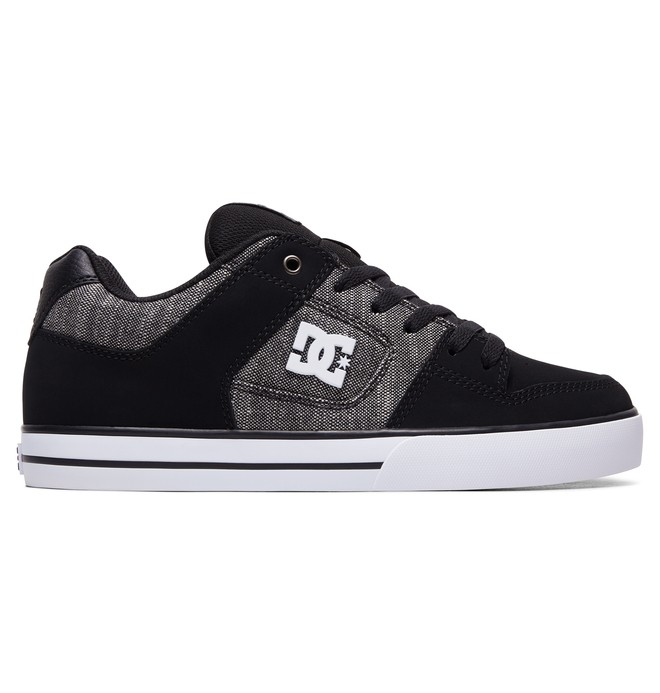 0 Pure SE Shoes Black 301024 DC Shoes