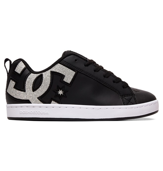 0 Court Graffik SE - Low-top Skate Shoes  301043 DC Shoes