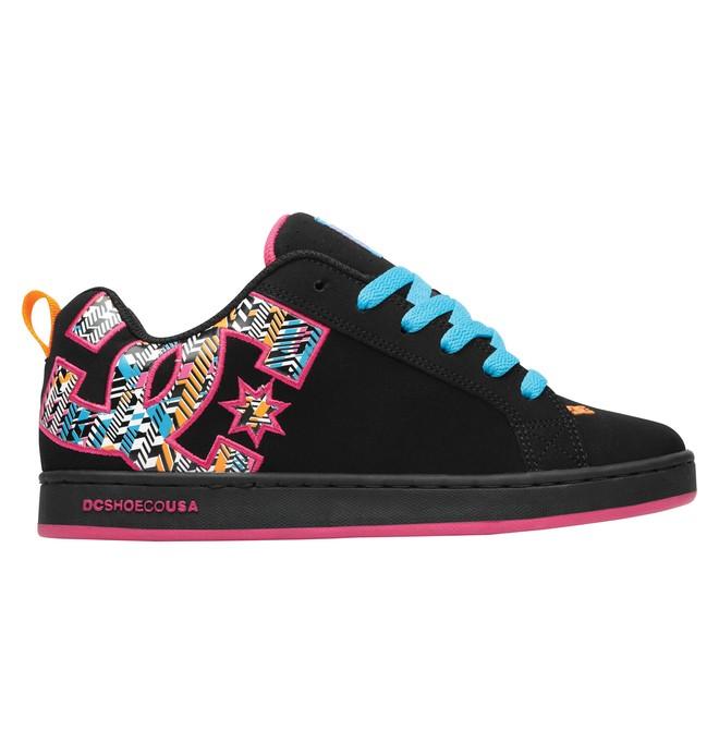 0 Court Graffik SE - Low-top Skate Shoes  301043 DC Shoes