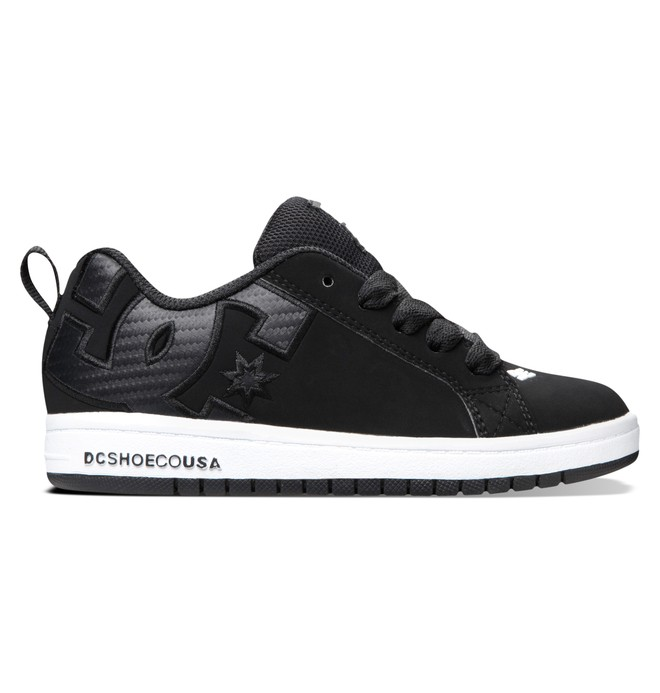 0 Kid's 4-7 Court Graffik SE Shoes  301131A DC Shoes