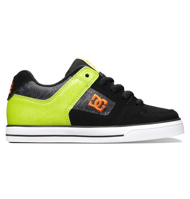 0 Boy's 4-7 Pure SE Shoes  301344A DC Shoes