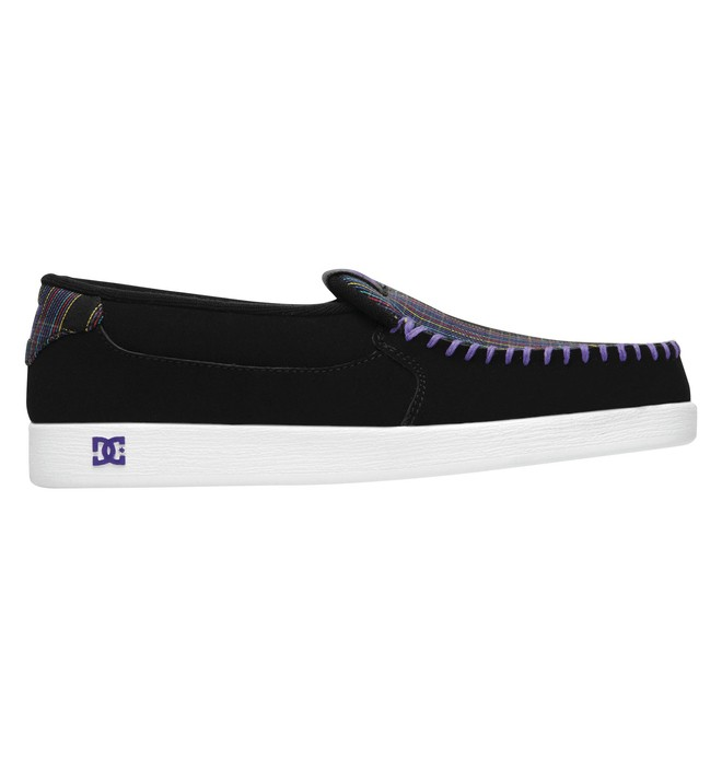 0 Women's Villain Shoes  301360 DC Shoes