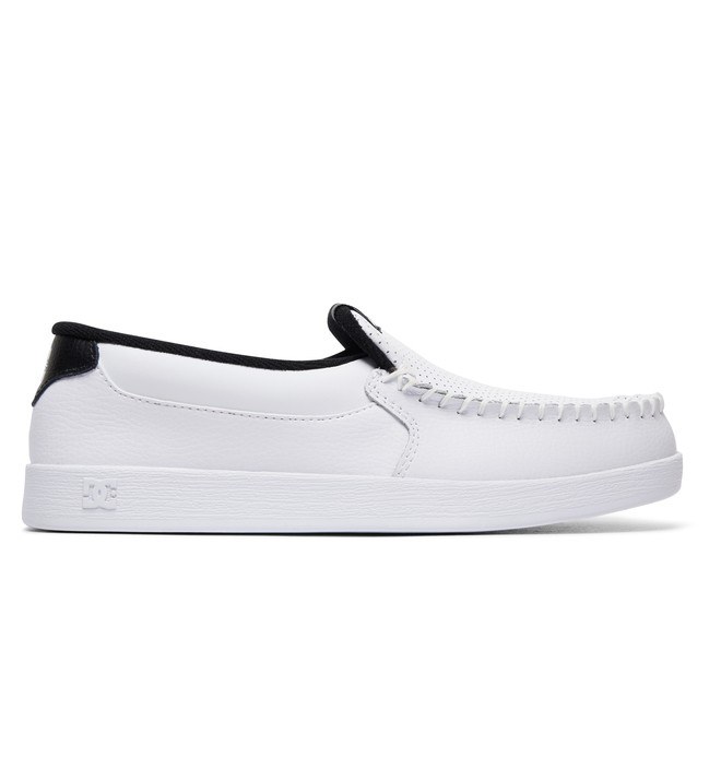 0 Zapatos Villian Blanco 301361 DC Shoes