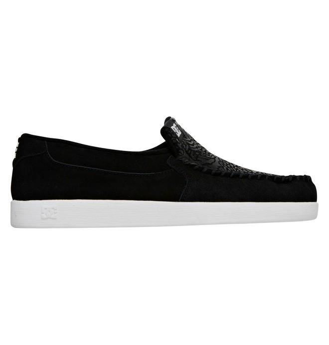 0 Villain - Slip-On Shoes for Men  301361 DC Shoes