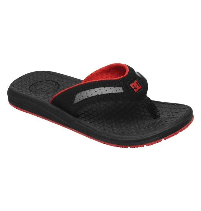 0 Boy's Cabo Sandal  301910 DC Shoes