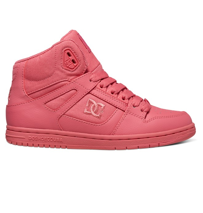 0 Rebound High - Chaussures montantes Marron 302164 DC Shoes