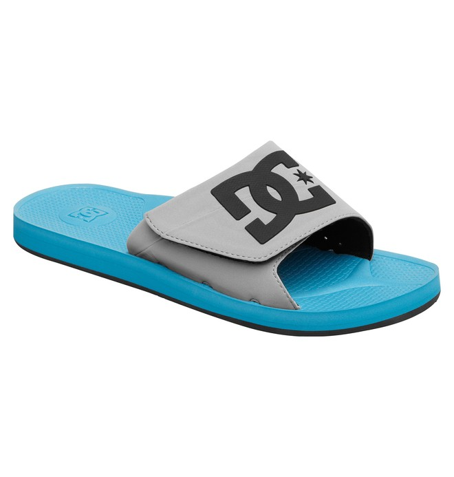0 Men's Graffik Slide SN Sandals  302176 DC Shoes