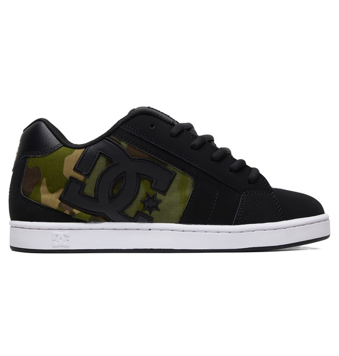 0 Zapatos SE Net Gris 302297 DC Shoes