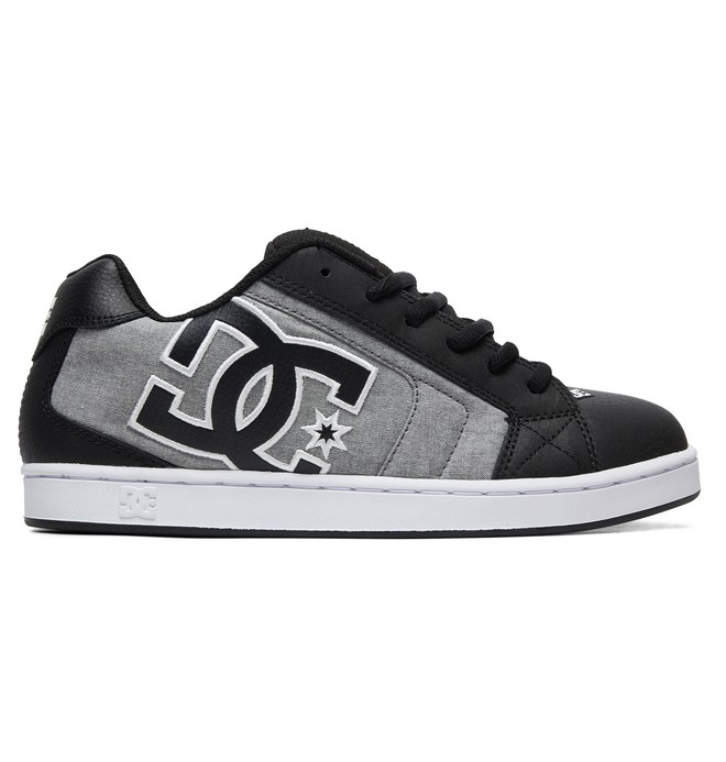 0 Net SE - Shoes Black 302297 DC Shoes