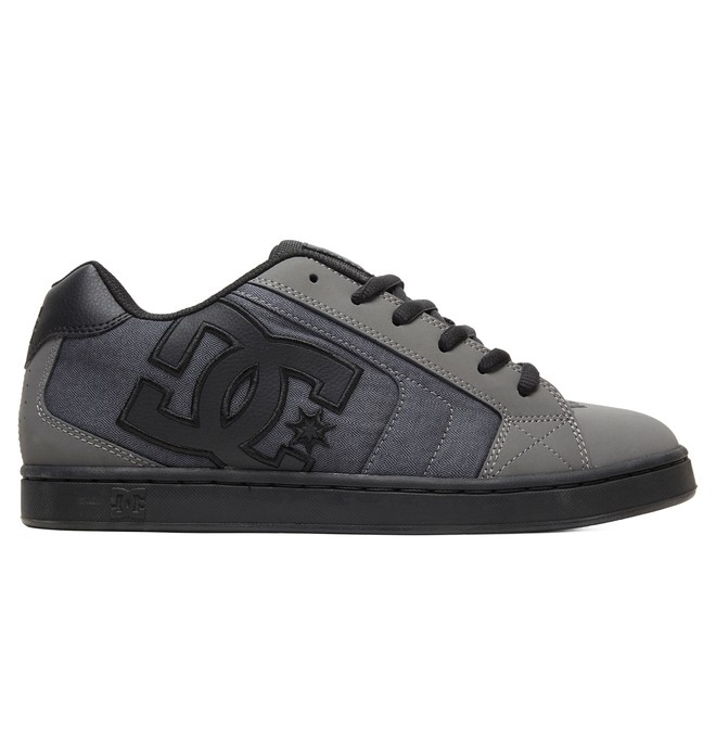 0 Net SE Shoes Grey 302297 DC Shoes