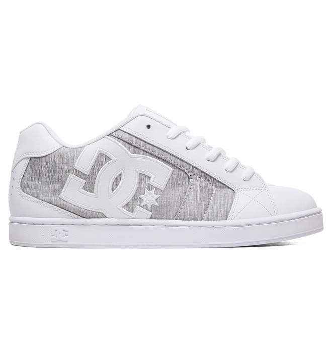 0 Net SE - Shoes White 302297 DC Shoes