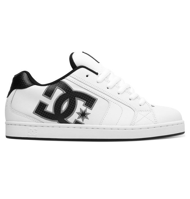 0 Net Shoes White 302361 DC Shoes