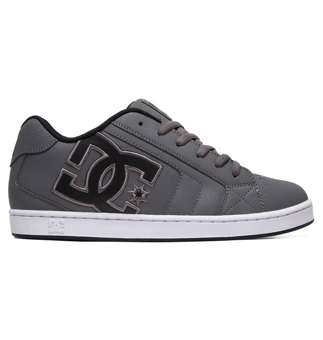 0 Net - Baskets pour Homme Gris 302361 DC Shoes