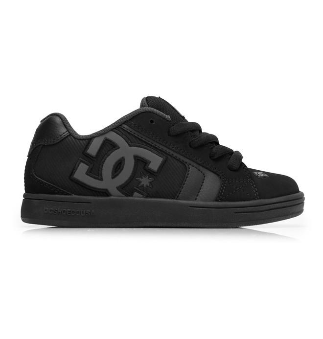 0 Boy's 8-16 Net Shoes  302362B DC Shoes