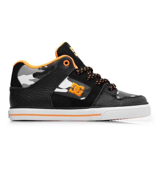 0 Kid's Radar Mid Shoes  302402A DC Shoes