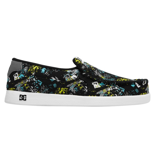 0 VILLAIN TX  302511A DC Shoes