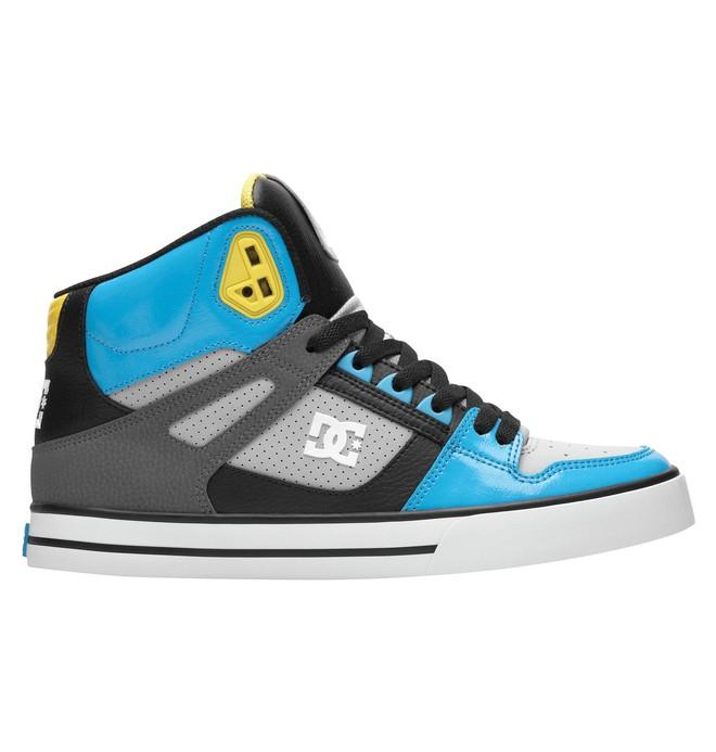 0 Spartan WC High-Top Shoes  302523 DC Shoes
