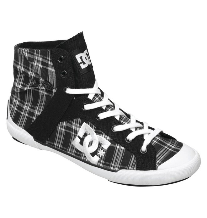 0 Women's Chelsea Zero High SE Shoes  302659 DC Shoes