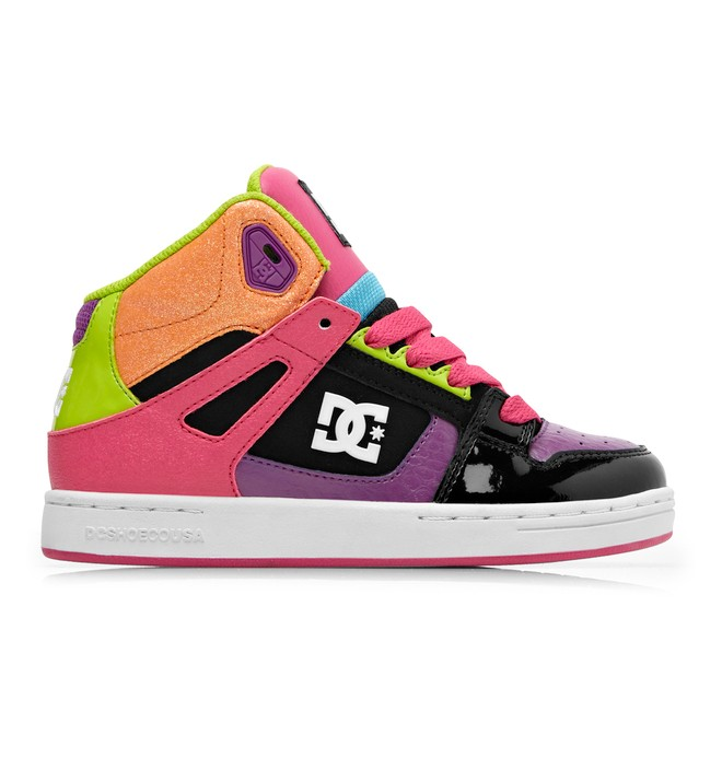 0 Rebound - High-Top Shoes  302676A DC Shoes