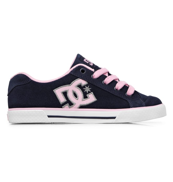 0 Sneaker - Chelsea Le Womens Shoe  302863 DC Shoes